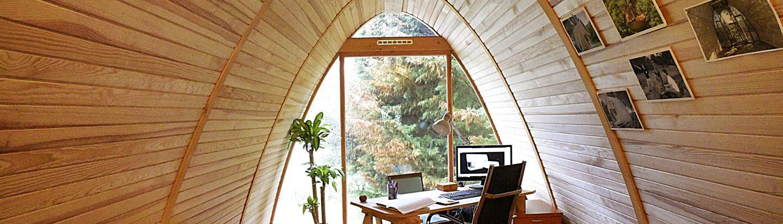 cabane deux étage intérieur