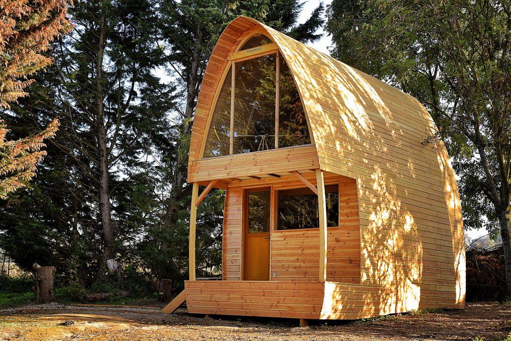 Constructeur cabane bois 94 h bergement insolites - Fabricant lambrequin bois ...