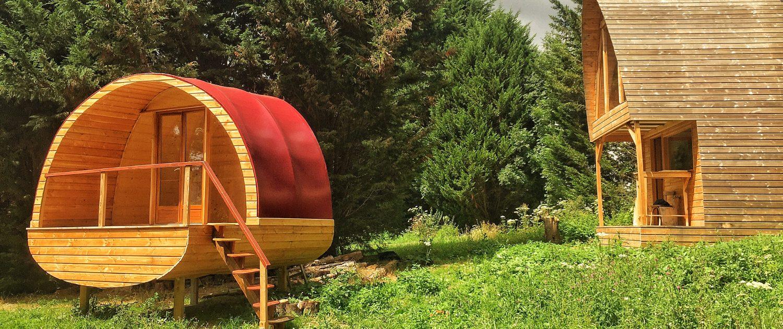 Abri De Jardin Atypique accueil ecobane - ecobane