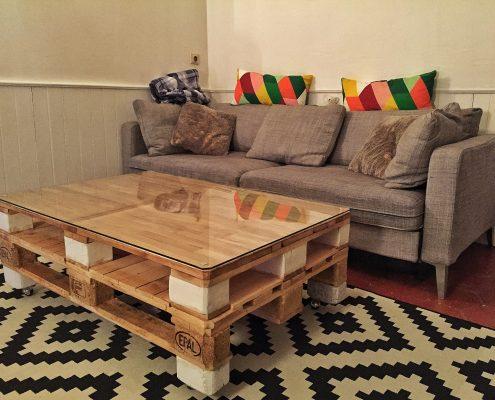 table basse maison