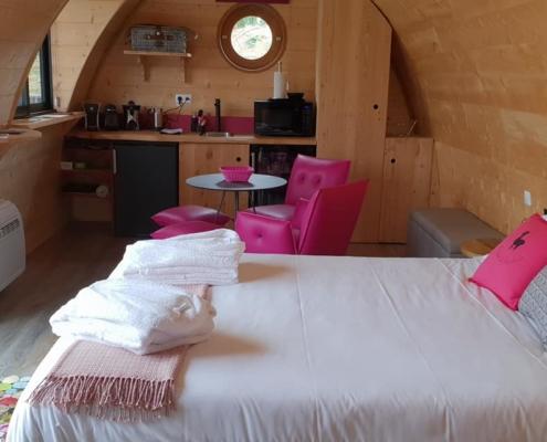 cuisine extension maison bois