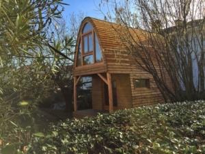 Cabane en bois sur mesure