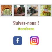 Les actus Ecobane sur Facebook et Instagram