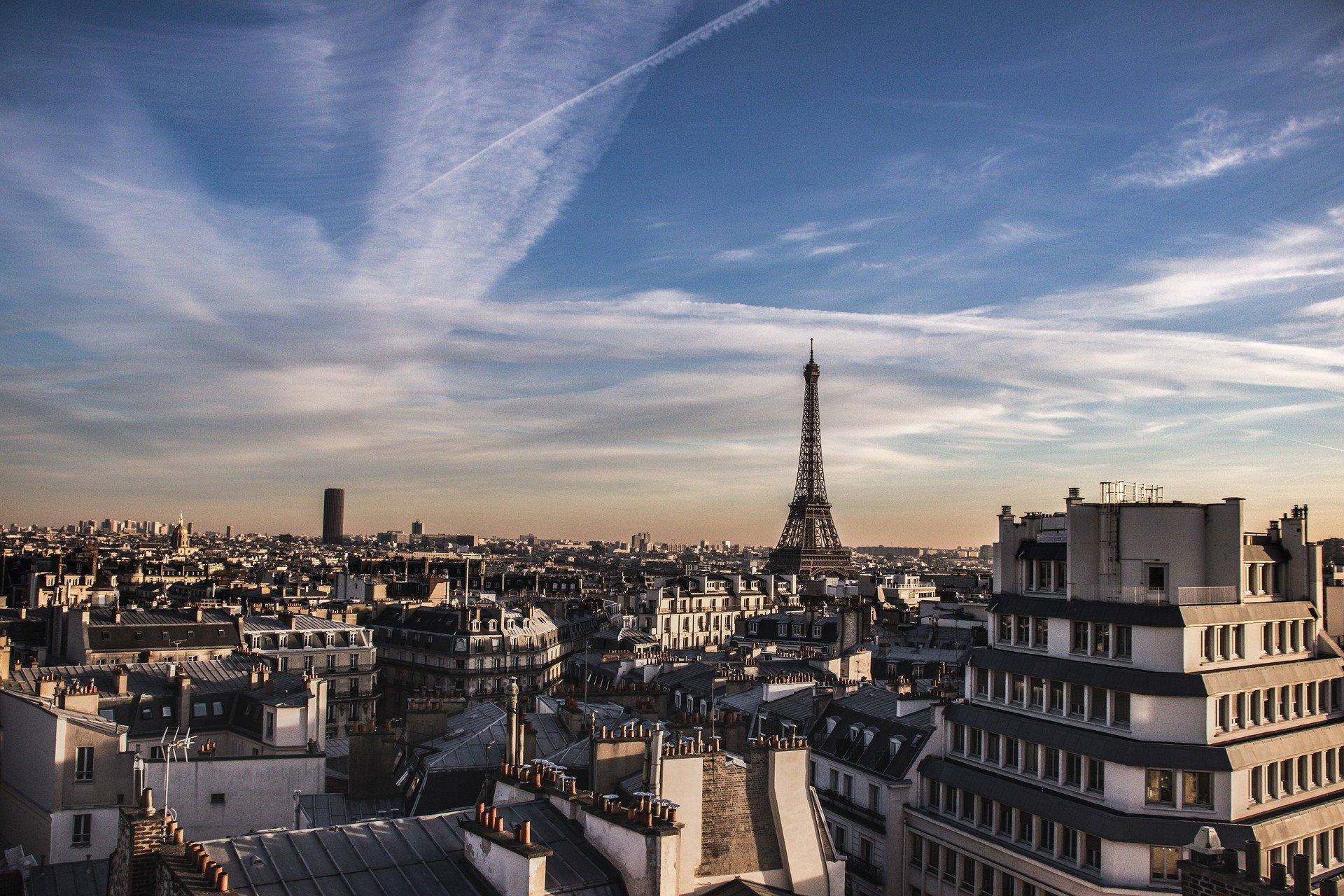 Paris tour eiffel ecobane
