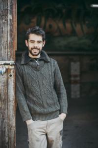 Boris Leroy, fondateur et dirigeant d'Ecobane