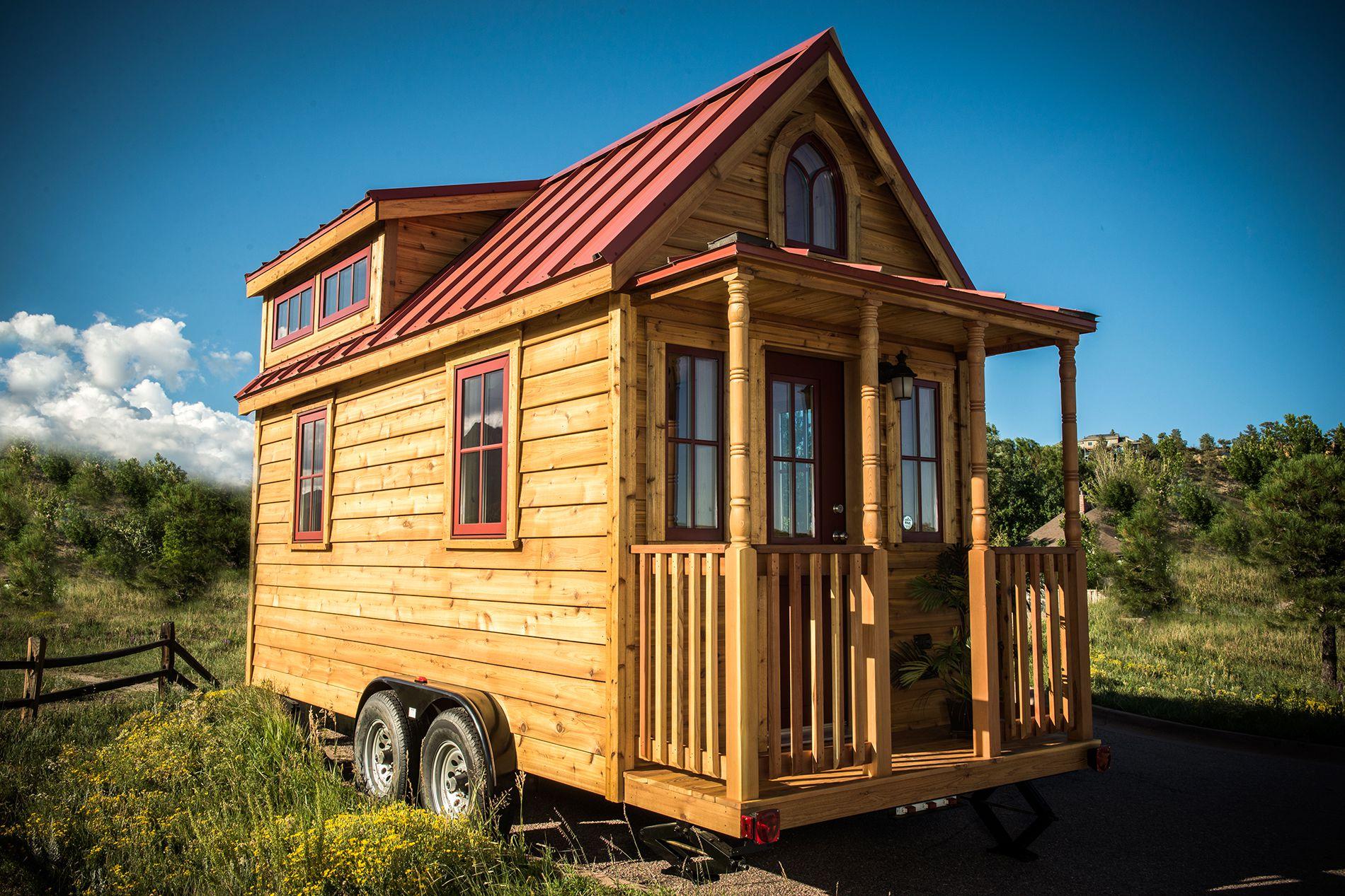 La Tiny house, vivre dans de petits espaces
