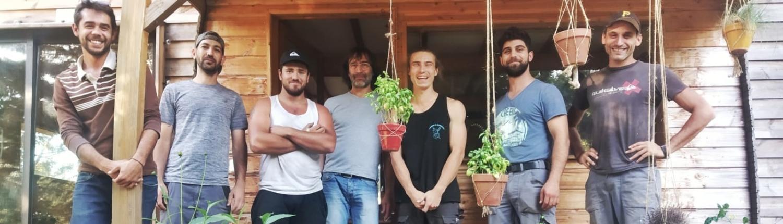 L'équipe Ecobane
